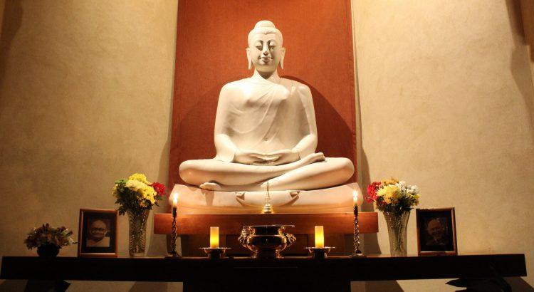 Cittaviveka Buddha Rupa